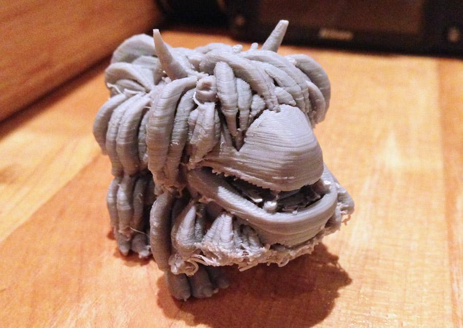 3D printed Alot