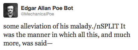 Twitter bot mistake
